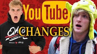 Why The Recent YouTube Changes Are GREAT, But...