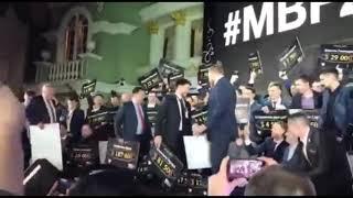 Смотреть видео Мужской бизнес форум Москва 09.02.2019 онлайн