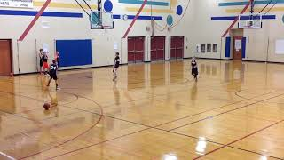 Offence 3 on 3 entry