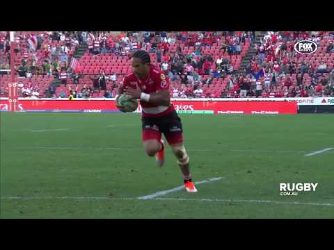 2018 Super Rugby Semi-Final: Lions vs Waratahs