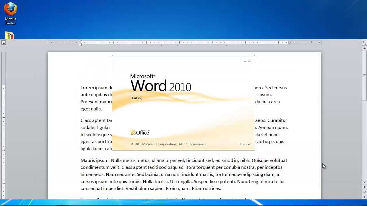 How to insert and remove a page break in word youtube ccuart Gallery