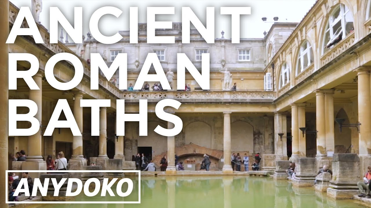 The Beautiful Ancient Roman Baths