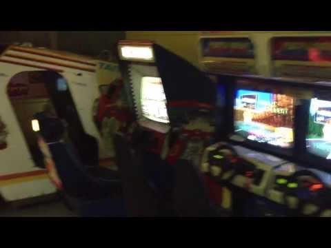 Lock-in gaming session at GameRoom Essentials 15th February 2014 - Adelaide pinball arcade