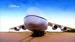 Чудеса инженерии Самолет(Звание самого большого транспортного самолета в мире по праву носит Ан-124
