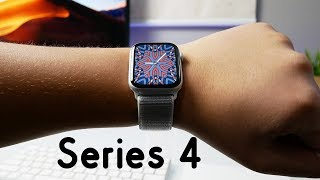 My Favorite New Features of the Apple Watch Series 4