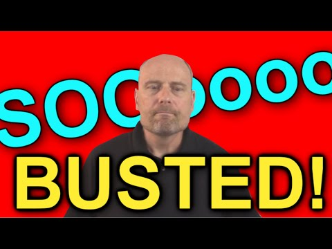 Stefan Molyneux: BUSTED