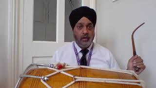 Advanced Tirakit - Dhol Lesson