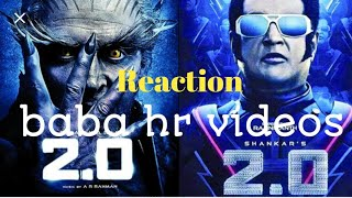 robot 2.0 fight | reaction video | baba hr videos