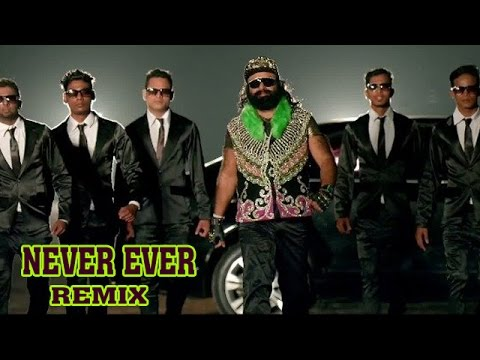 Never Ever (Remix) | Full Video Song | MSG: The Messenger of God