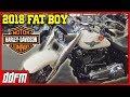 2018 Harley Davidson FatBoy Walkaround at Harley Davidson of Tucson
