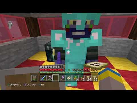 Minecraft Ludite SMP аз съм новия им член!
