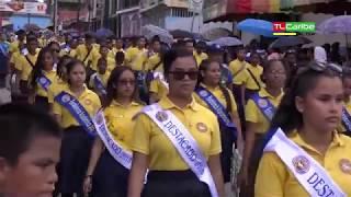 Desfile en honor a las fiestas patrias 2018