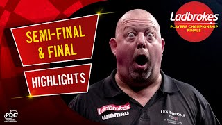 SIX. TIMES. | Semi-Final and Final Highlights | 2020 Ladbrokes Players Championship Finals