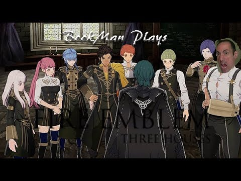 Fire Emblem Three Houses Mature Let S Play Part 42 Rhea S A Monster Switch