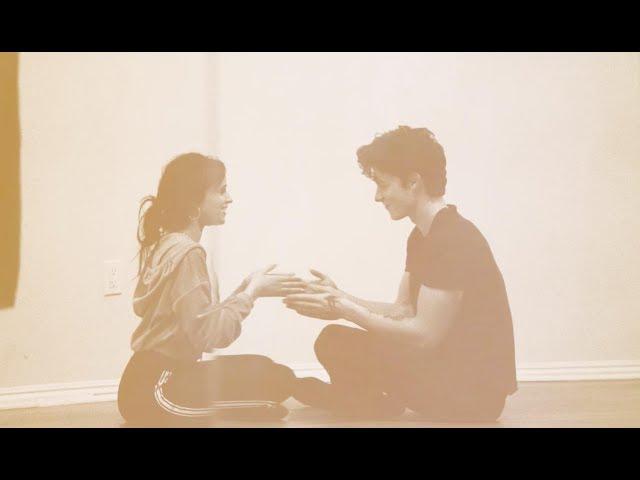 """Shawn Mendes & Camila Cabello - """"Señorita"""" Rehearsal Video"""