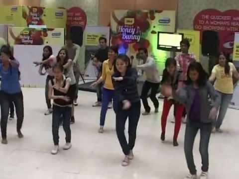 Idea Flash Mob - Honey Bunny
