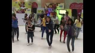 Idea Flash Mob Honey Bunny