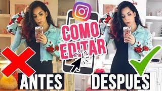 COMO EDITO MIS FOTOS DE INSTAGRAM! Lleva tus fotos a otro nivel! ♥ Jimena Aguilar