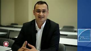 Ekonomi ve Finans Yüksek Lisans Programı - Hüseyin Amamet