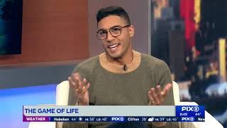 """Actor michael evans behling stopped by the pix11 morning news to talk all about new season of his hit cw series """"all american"""" and acting alongside taye ..."""