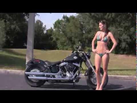 Harley Softail Slim >> New 2014 Harley Davidson Softail Slim Motorcycle for sale ...