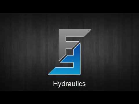 Hydraulics : Sound