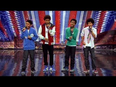 Видео, New Bounce - Britains Got Talent 2011 audition - itv.comtalent - UK Version