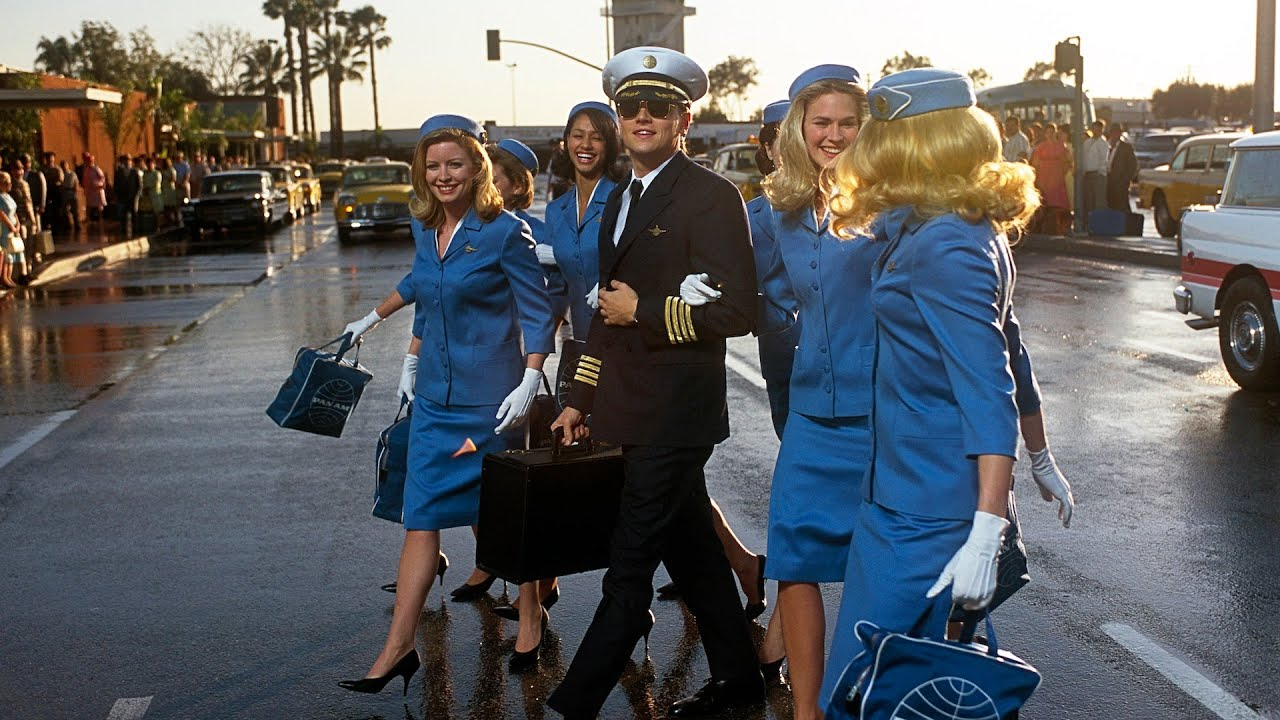 Catch Me If You Can (2002) Theatrical Trailer - YouTube