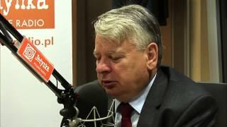 Borusewicz: nie można patrzeć bezczynnie na agresję Rosji (Jedynka)