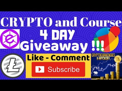Crypto and Course 4 Day GIVEAWAY!!! ETC Investment Trust - Cardano Partnership!