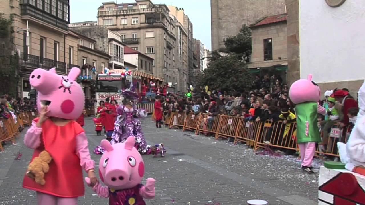Desfile de carnaval pontevedra 2013 disfraces y fachas - Difraces para carnaval ...
