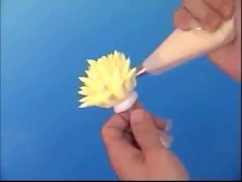 Bắt Bông Kem Các Loại Hoa - Topping (1)