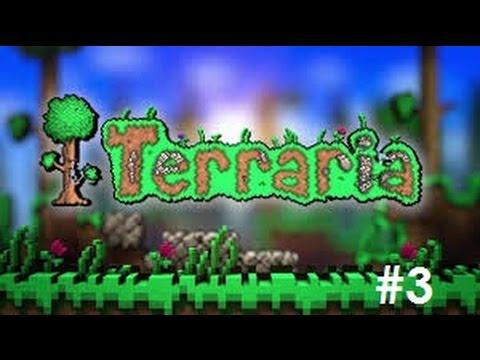 Let's Play – Terraria 1.3 - Episode 3 (Cacti)