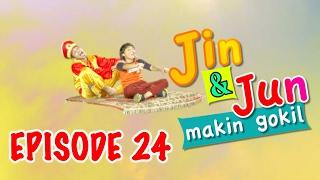 "Jin dan Jun Makin Gokil Episode 24 ""Peta Harta Karun"" Part 1"