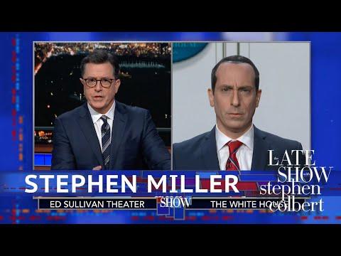 Stephen Miller Has
