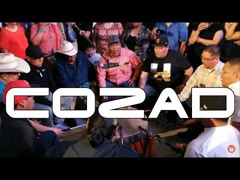 Cozad (Intertribal) @ Gathering of Nations (GON) Powwow 2019