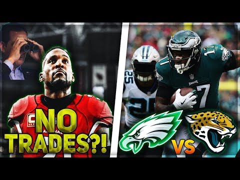 Hey Eagles.....Do Something + Week 8 Preview vs Jacksonville Jaguars