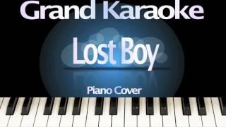 Lost Boy (Higher Key) [Originally by Ruth B.] [Piano Karaoke]