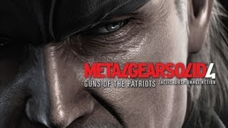 CGRundertow METAL GEAR SOLID 4: GUNS OF THE PATRIOTS for PlayStation 3 Video Game Review