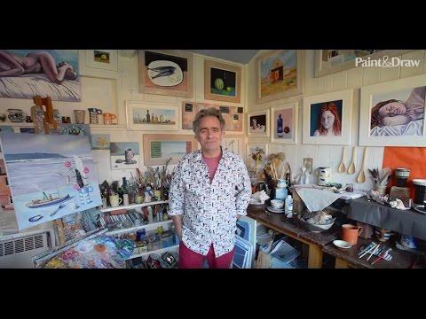 The Artist&39;s Studio: Tim Burns