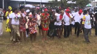 Originally published at - http://www.voashona.com/a/brass-band-and-other-entertainment-at-mugabes-92nd-bash/3213355.html.