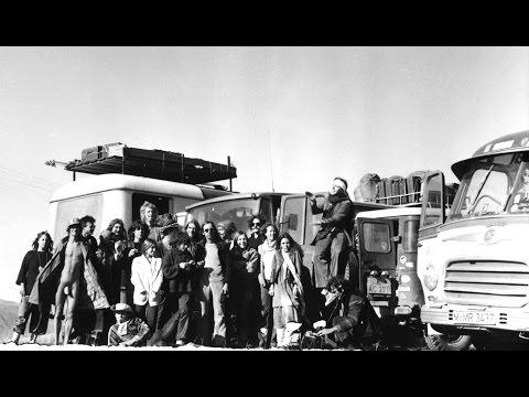 Vagabunden Karawane: A musical trip through Iran, Afghanistan and India in 1979