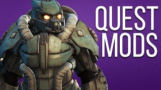 Today we take a look at some of the best quest mods currently out f...