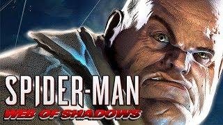 Spider Man Web of Shadows Gameplay German - Kingpins Armee