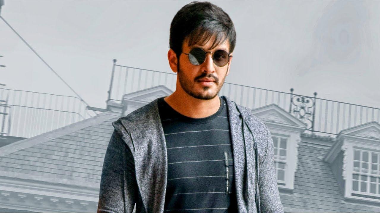 Akhil The Power Of Jua - Akhil Akkineni Blockbuster Action Hindi Dubbed Movie l Sayyeshaa
