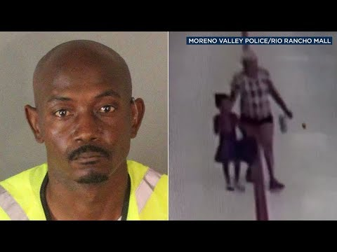 Download RAW VIDEO: Man arrested after exposing himself, touching girl at mall | ABC7