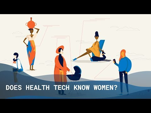 Does Digital Health Technology Know Women? - The Medical Futurist