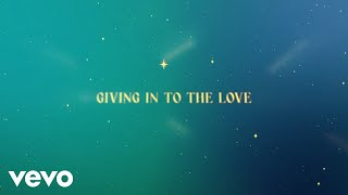 AURORA - Giving In To The Love (Lyric )