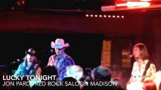 Lucky Tonight: Jon Pardi