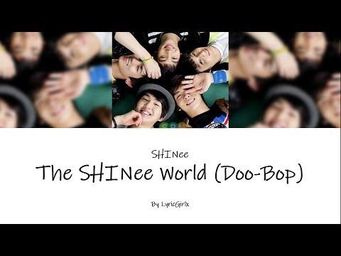 SHINee - The SHINee World (Doo-Bop) LYRICS L Han Rom Eng [LIVE AUDIO]